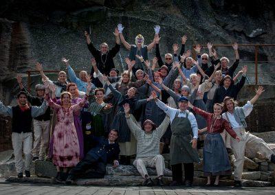 Församlingen på ön