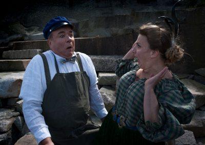 Handlare Truls och Fru Aurelia