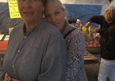 Helen Axelsson, Stallebrottets initiativtagare och första ordförande
